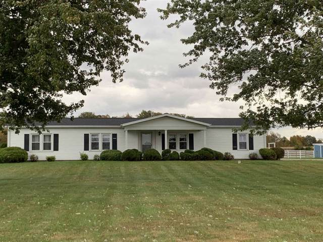 5558 N 100 W, Marion, IN 46952 (MLS #201946605) :: The Romanski Group - Keller Williams Realty