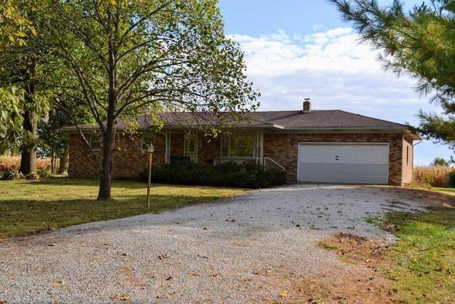 6833 N 700 W, Sharpsville, IN 46068 (MLS #201946818) :: The Romanski Group - Keller Williams Realty