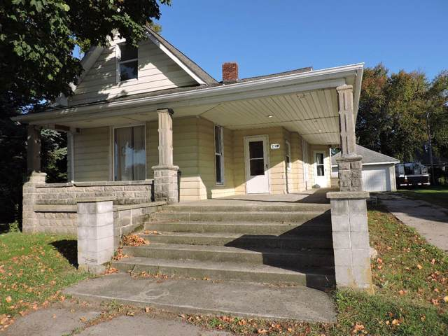 114 W Main Street, Burket, IN 46508 (MLS #201946984) :: The ORR Home Selling Team