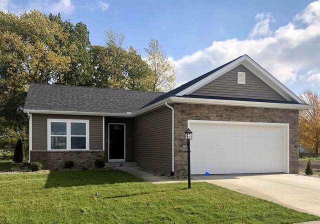 2124 Newbury Circle, Goshen, IN 46526 (MLS #201947269) :: The ORR Home Selling Team