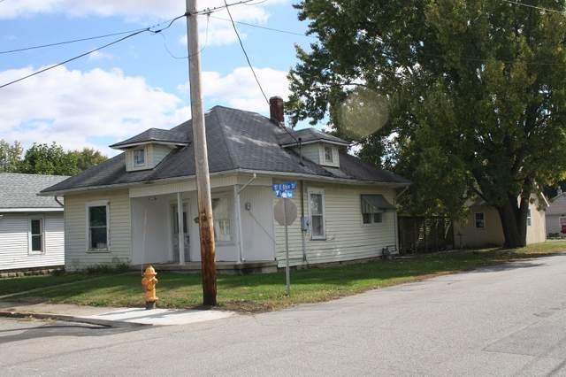 1601 E Ohio St., Frankfort, IN 46041 (MLS #201947378) :: The Romanski Group - Keller Williams Realty