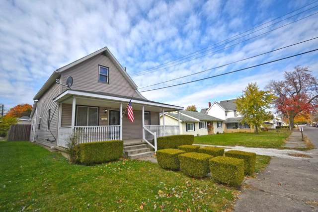 508 N Columbia Street, Frankfort, IN 46041 (MLS #201947526) :: The Romanski Group - Keller Williams Realty