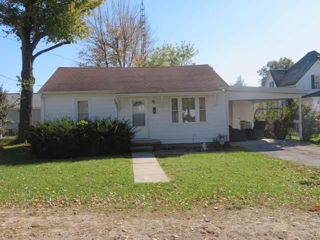 202 North Street, Loogootee, IN 47553 (MLS #201948352) :: The ORR Home Selling Team