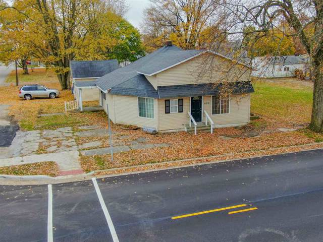 406 E Marion Street, Converse, IN 46919 (MLS #201948363) :: The Romanski Group - Keller Williams Realty