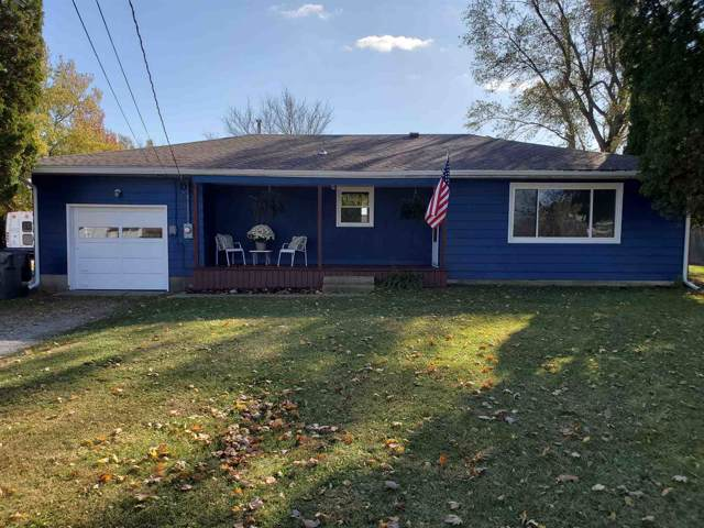 721 E Washington Street, Parker City, IN 47368 (MLS #201948423) :: The ORR Home Selling Team