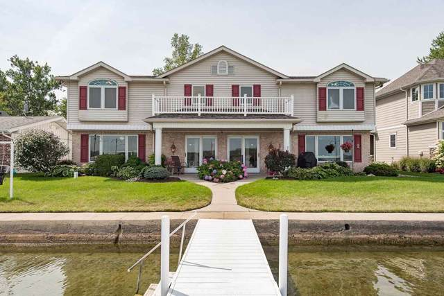 746 S Clear Lake Drive, Fremont, IN 46737 (MLS #201948512) :: Parker Team