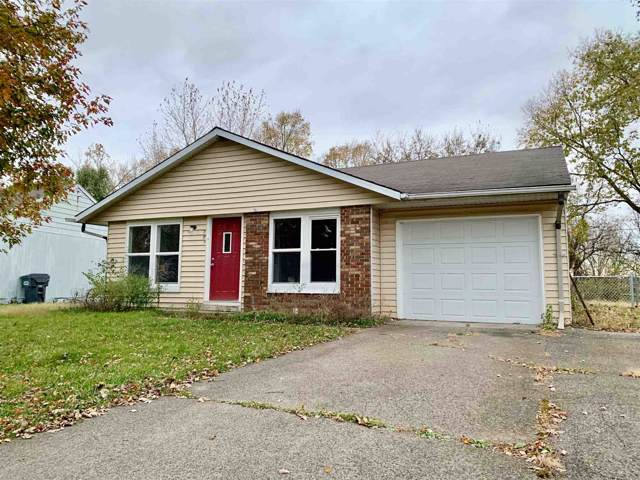 204 W Paulette Avenue, Gaston, IN 47342 (MLS #201948523) :: The ORR Home Selling Team
