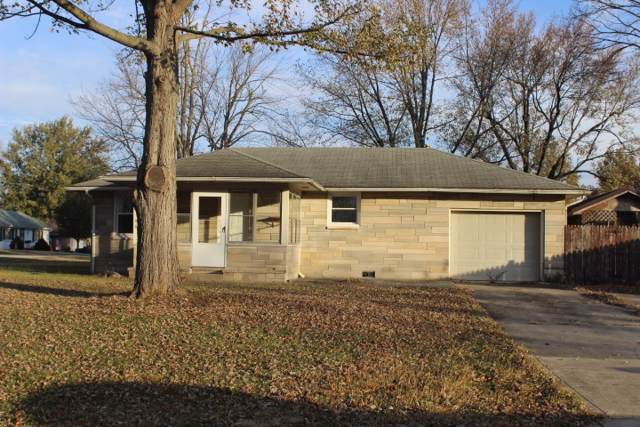 108 W Jackson Street, Albany, IN 47320 (MLS #201948558) :: The ORR Home Selling Team