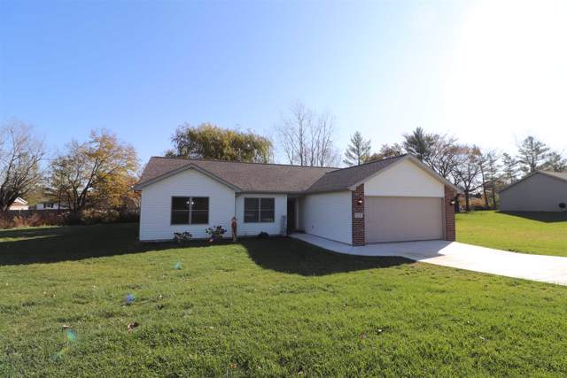 533 Towerview Drive, Columbia City, IN 46725 (MLS #201948654) :: Parker Team