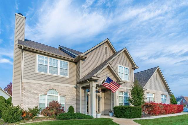 1621 Stonegate Circle, Lafayette, IN 47909 (MLS #201948689) :: The ORR Home Selling Team