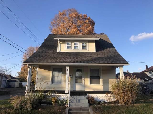 214 W Foster Street, Kokomo, IN 46902 (MLS #201948700) :: Parker Team