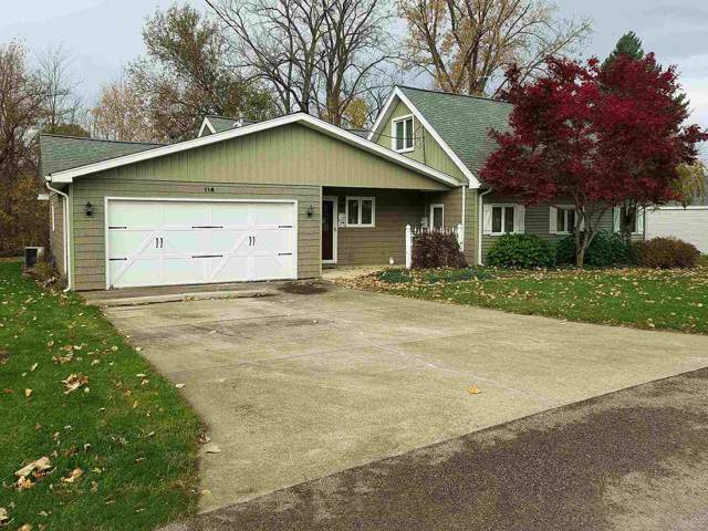 116 Chapel Avenue Clear Lake, Fremont, IN 46737 (MLS #201948734) :: Parker Team