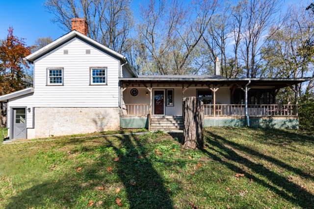 6520 E Woodside Road, Albany, IN 47320 (MLS #201948745) :: The ORR Home Selling Team