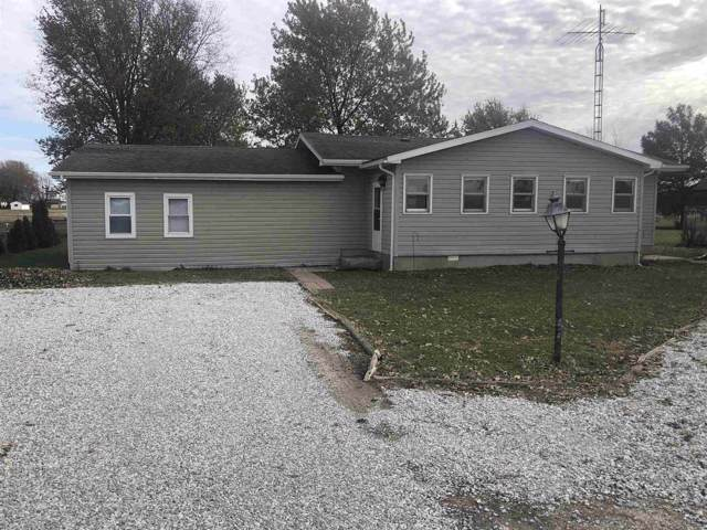109 S Main Street, Swayzee, IN 46986 (MLS #201948776) :: The Romanski Group - Keller Williams Realty
