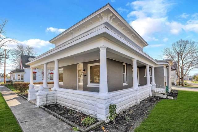 111 N Franklin Street, Mentone, IN 46539 (MLS #201948897) :: The ORR Home Selling Team
