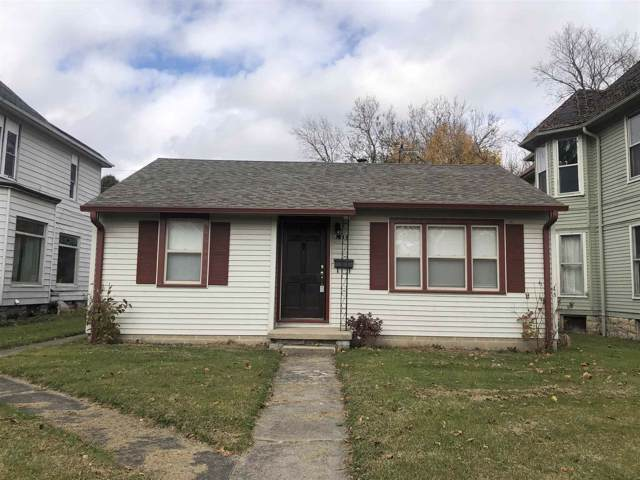 2218 E Broadway, Logansport, IN 46947 (MLS #201949024) :: The Romanski Group - Keller Williams Realty