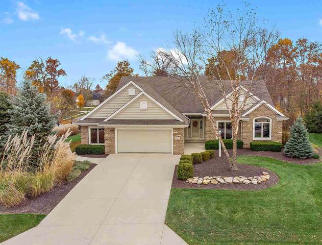 107 Hamilton Forest Cove, Fort Wayne, IN 46814 (MLS #201949292) :: The Dauby Team