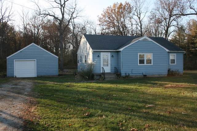 1215 S County Road 625 E, Selma, IN 47383 (MLS #201949327) :: The ORR Home Selling Team