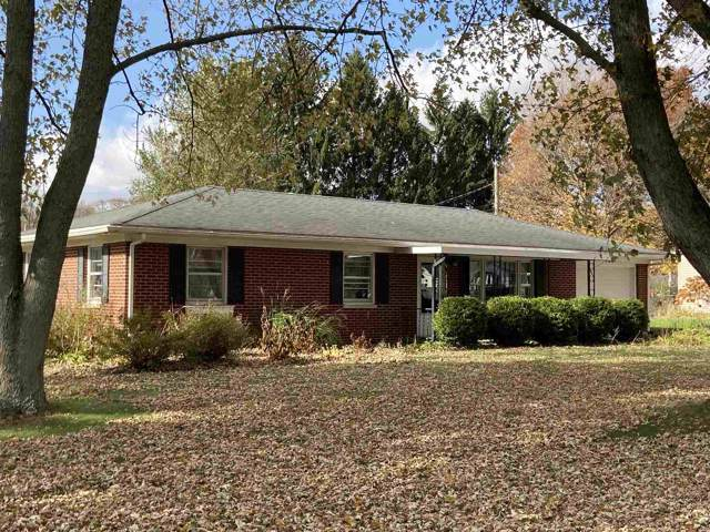 768 Sweetgum Road, Rochester, IN 46975 (MLS #201949376) :: The ORR Home Selling Team