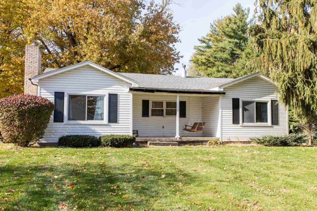 3738 N West Shafer Drive, Monticello, IN 47960 (MLS #201949389) :: The Romanski Group - Keller Williams Realty