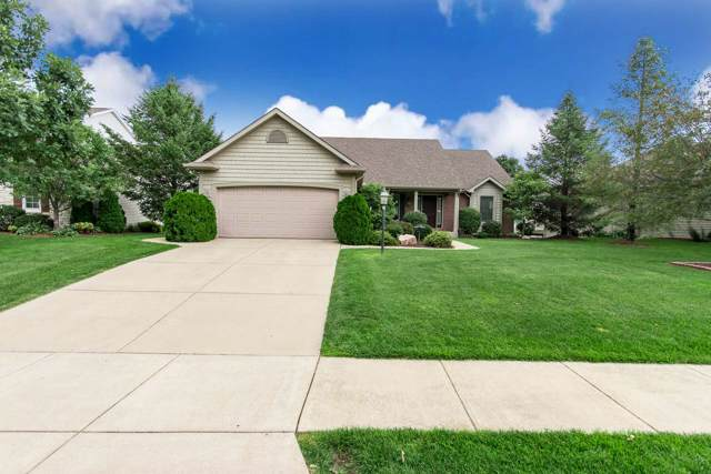 4814 Portside Drive, South Bend, IN 46628 (MLS #201949426) :: The Dauby Team