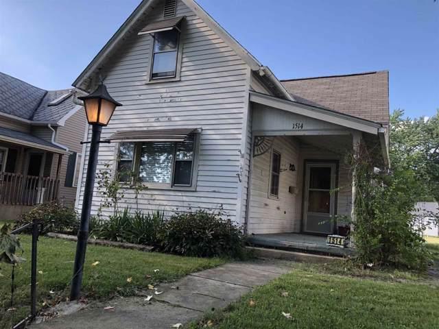 1514 W Euclid Avenue, Marion, IN 46952 (MLS #201949529) :: The Romanski Group - Keller Williams Realty