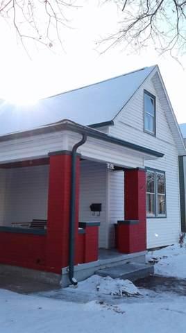 411 W Linden, Logansport, IN 46947 (MLS #201949555) :: The Romanski Group - Keller Williams Realty