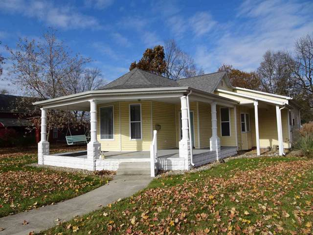 418 W 7th Street, Rochester, IN 46975 (MLS #201949574) :: The ORR Home Selling Team
