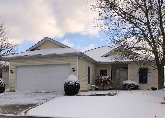 2151 W Woodview Drive, Marion, IN 46952 (MLS #201949627) :: The Dauby Team