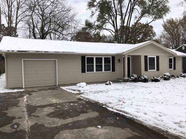 1800 N Riley Road, Muncie, IN 47304 (MLS #201949683) :: The ORR Home Selling Team