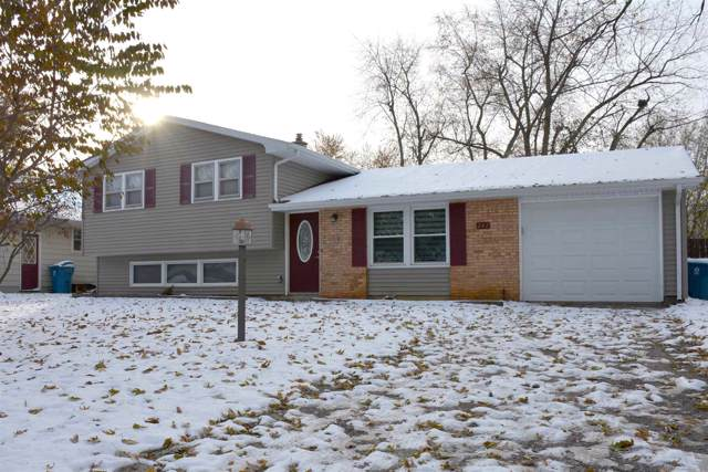 242 Tanglewood Drive, New Haven, IN 46774 (MLS #201949735) :: Parker Team