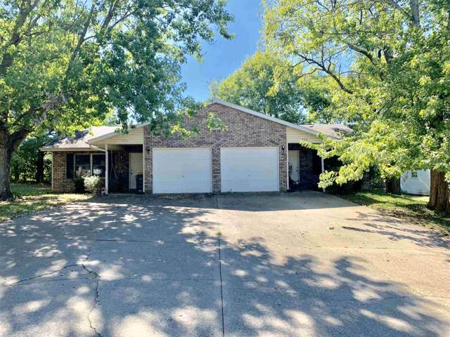 208 & 210 E Burks Drive, Bloomington, IN 47401 (MLS #201949737) :: Parker Team
