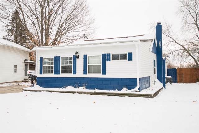406 E Collins Street, Columbia City, IN 46725 (MLS #201949752) :: Parker Team