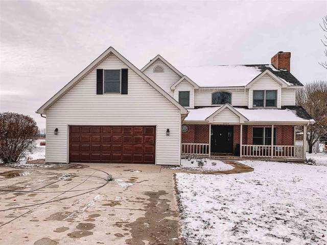 2834 S 200 W, Tipton, IN 46072 (MLS #201949795) :: The Romanski Group - Keller Williams Realty
