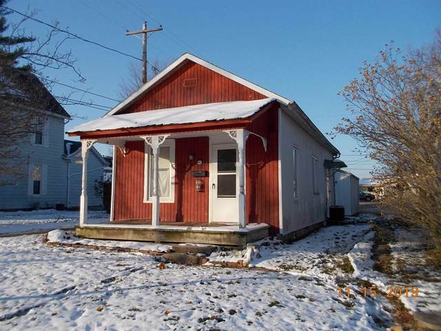 218 S 1st Street, Decatur, IN 46733 (MLS #201949905) :: The ORR Home Selling Team