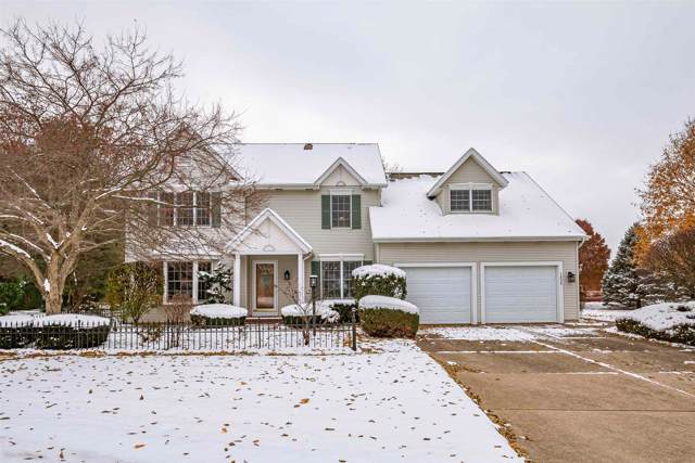 1424 Meadow Trail, South Bend, IN 46614 (MLS #201949906) :: The ORR Home Selling Team
