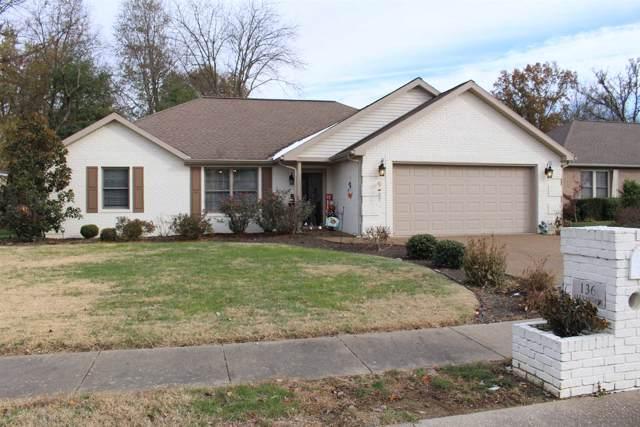 136 Alexandria Drive, Newburgh, IN 47630 (MLS #201949913) :: The ORR Home Selling Team