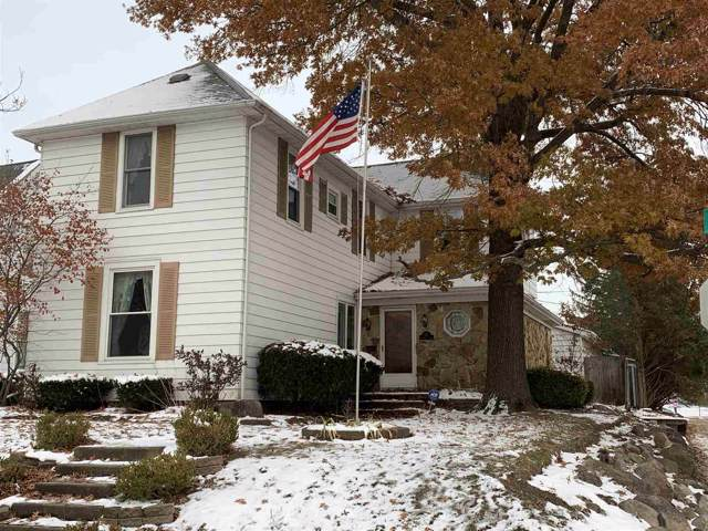 827 S 10th Street, Lafayette, IN 47905 (MLS #201949934) :: Parker Team