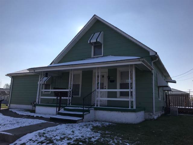 1901 S Spring Street, New Castle, IN 47362 (MLS #201949941) :: The ORR Home Selling Team