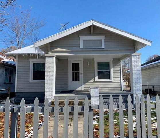 1516 N Walnut Street, Muncie, IN 47303 (MLS #201949978) :: Parker Team