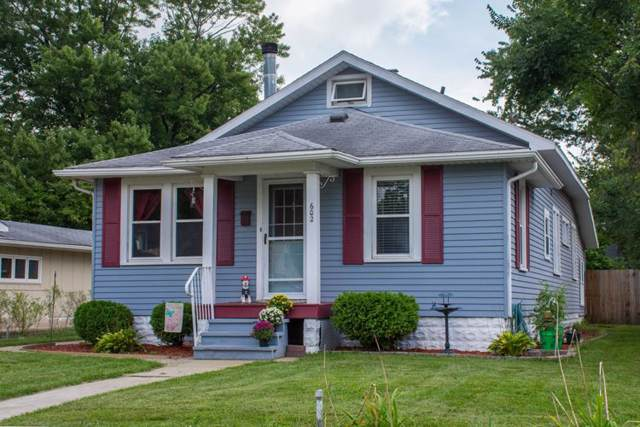 602 S 36th St. Street, South Bend, IN 46615 (MLS #201949999) :: Parker Team