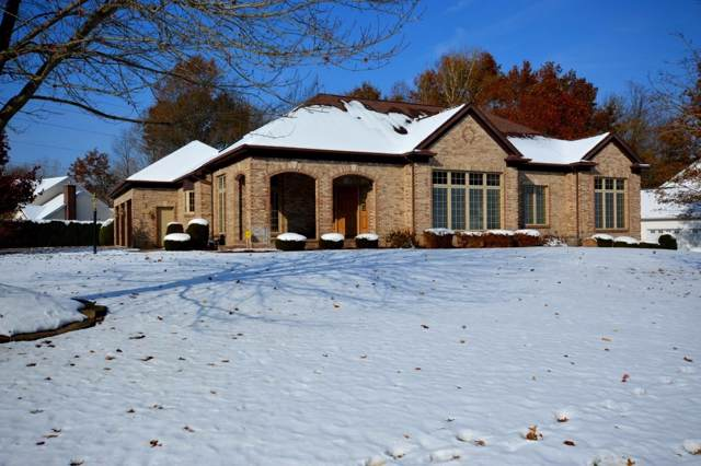 60773 Whispering Hills Drive, South Bend, IN 46614 (MLS #201950061) :: Parker Team