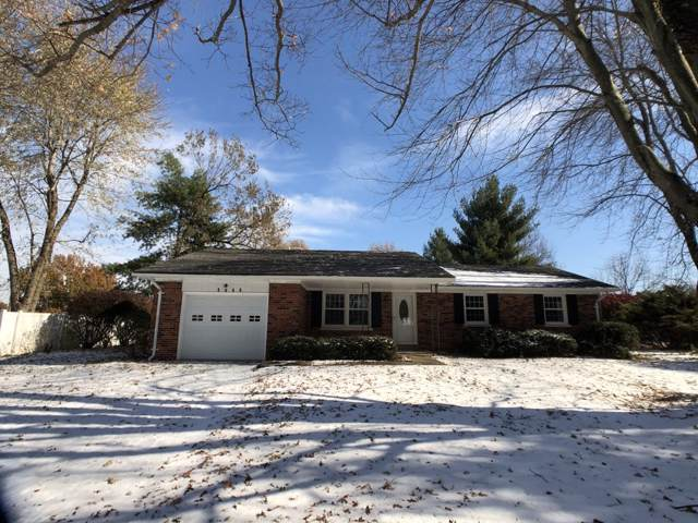 8099 Angel Drive, Newburgh, IN 47630 (MLS #201950078) :: Parker Team