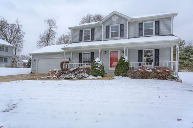 249 S East Ridge Dr N Drive, Warsaw, IN 46580 (MLS #201950081) :: Parker Team