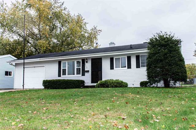 5116 Bloomfield Place, South Bend, IN 46619 (MLS #201950084) :: Parker Team