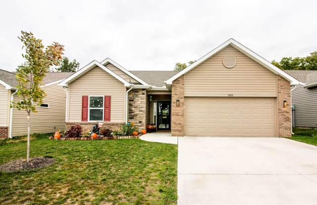 3103 Jasmine Court, West Lafayette, IN 47906 (MLS #201950203) :: The Romanski Group - Keller Williams Realty
