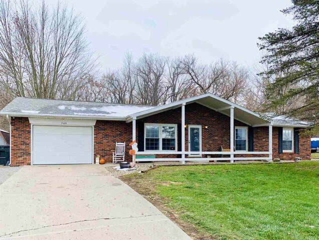 769 S Dixie Dr Drive, North Webster, IN 46555 (MLS #201950230) :: TEAM Tamara