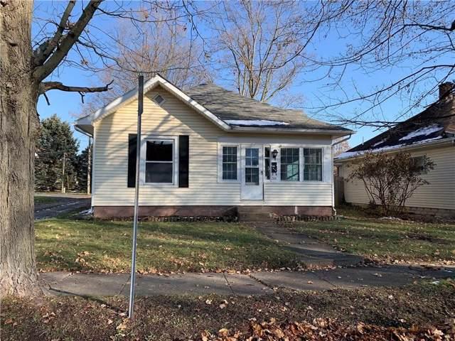 208 Dunn Avenue, Crawfordsville, IN 47933 (MLS #201950238) :: The Romanski Group - Keller Williams Realty