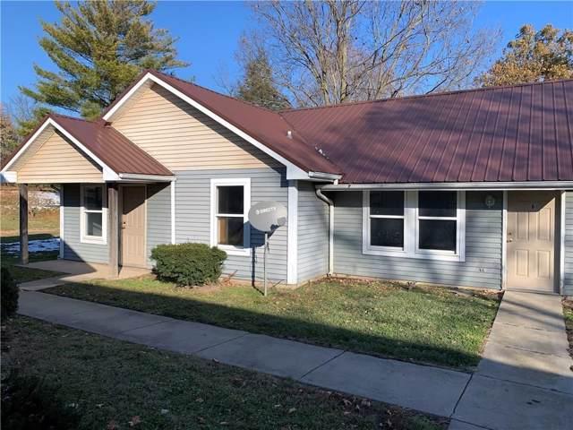 509 E Franklin Street 509-511, Crawfordsville, IN 47933 (MLS #201950252) :: The Romanski Group - Keller Williams Realty