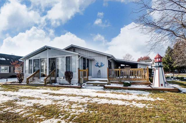 220 Lane 880 Snow Lake, Fremont, IN 46737 (MLS #201950494) :: Parker Team